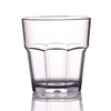 Dishwasher safe Unbreakable Plastic Wine Glasses Tritan Beer Glass C1007-1