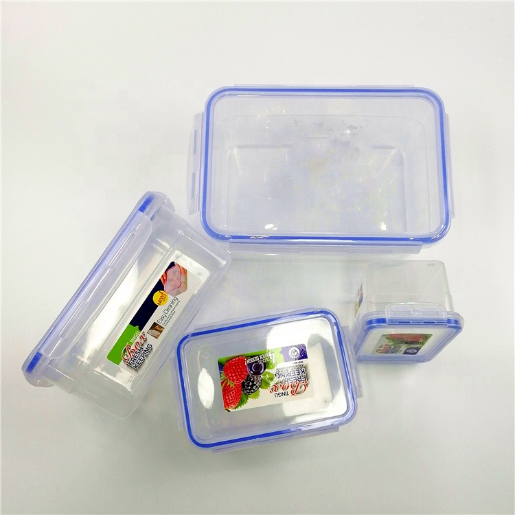 METIS good sale plastic refrigerator food container