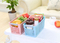 Hot sale dinnerware or seagrass modern organizer storage basket