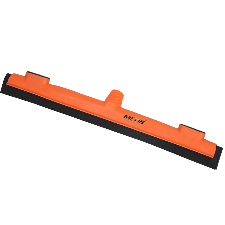 High Quality Guaranteed Plastic Double EVA Foam Floor Wiper All Household Factory 502-T