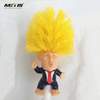 2019 new kissbuty Donald Trump toilet cleaning brush set