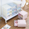 2020 sell like hot cakes High quality can stack underwear socks storage box use for home