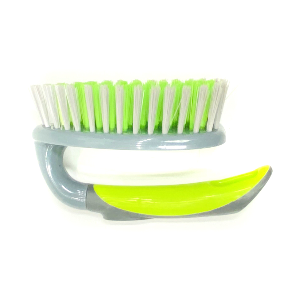 Dual-use Scrubbing Brush for Clothes Underwear Shoes Plastic Soft Cleaning Tool