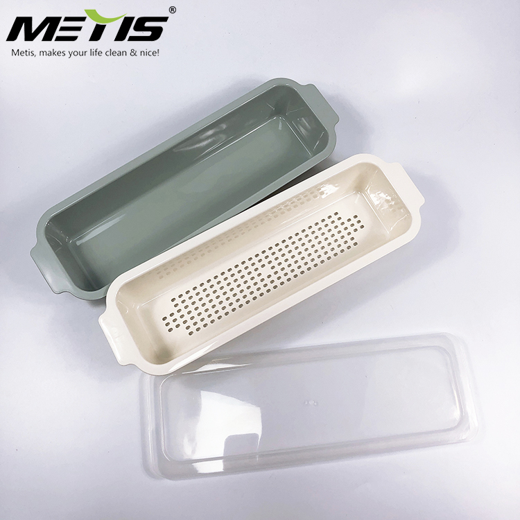 Trade guarantee high quality fruit vegetable container food plastic container