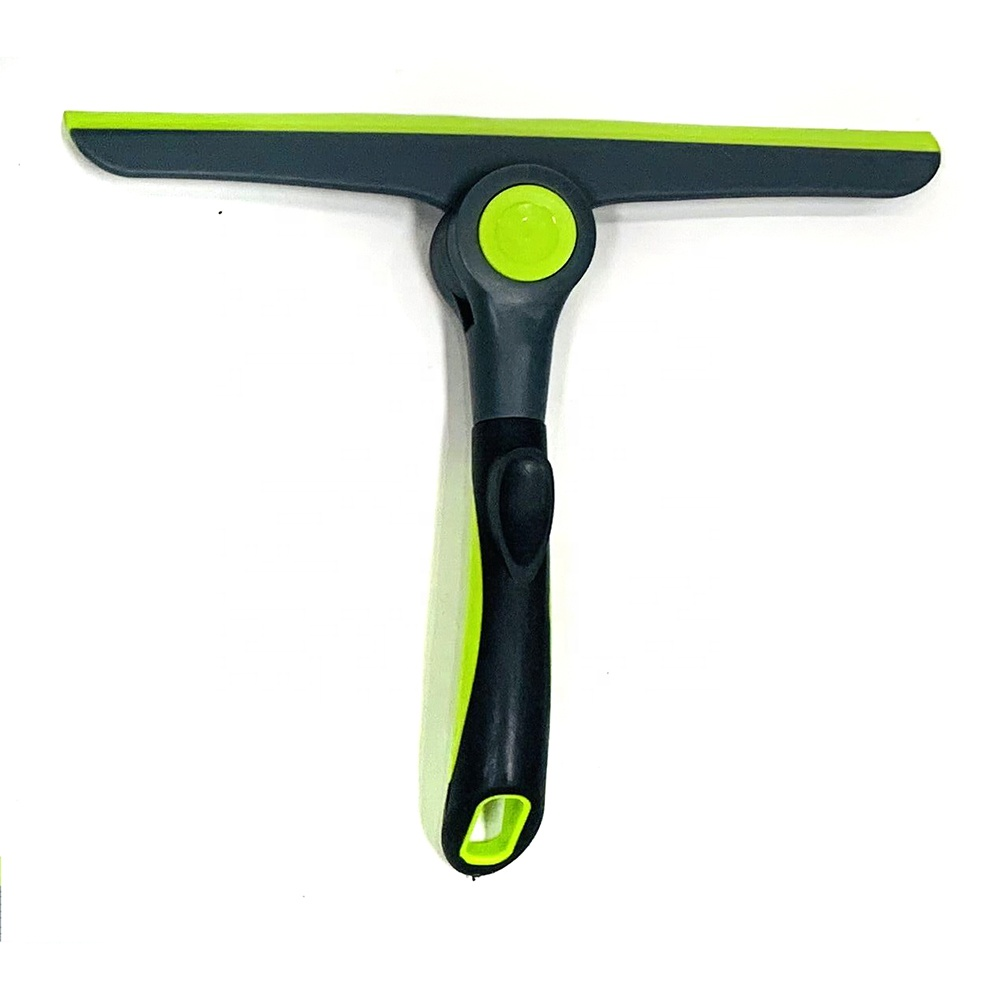 Durable quality plastic folding window washing squeegee