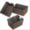 Factory Direct Sales Welcome Plastic Hand-held Rattan Storage Basket