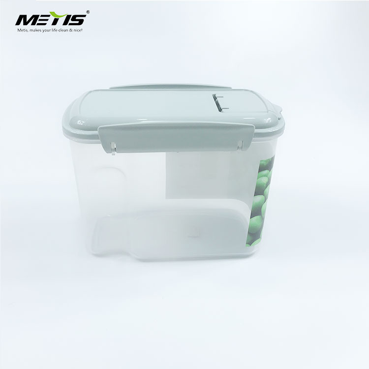 Meal prep containers B2007-1 plastic airtight dry food storage container box