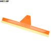 Metis 535-TCB New Product Colorful Plastic Broom Door Floor Squeegee Rubber Blade