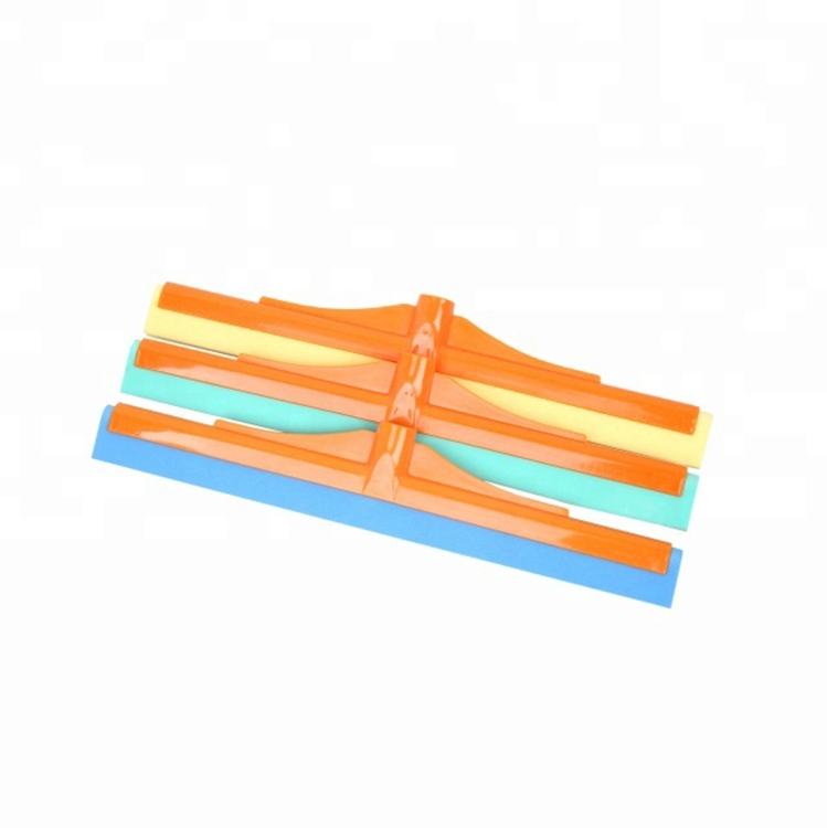 Hot sale bathroom cleaning floor eva rubber squeegee foam All Household Factory 537-TCB