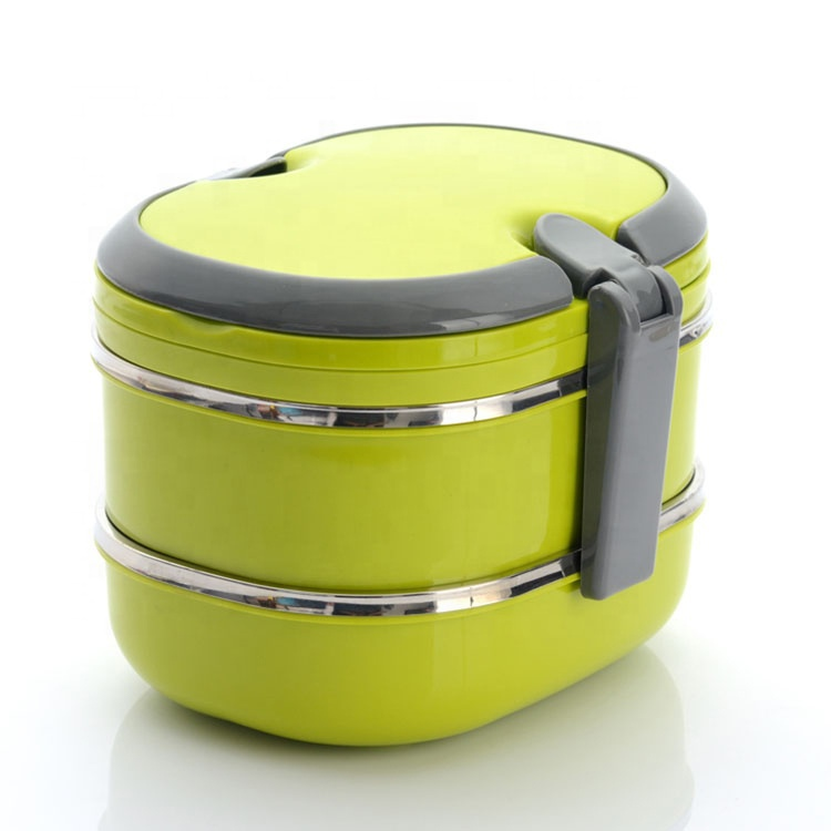 Metis nice looking quality assured stainless steel with handle for new product lunch box