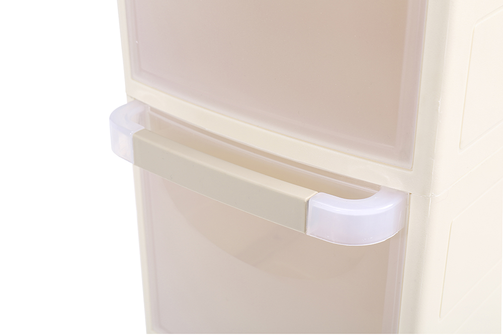 Gap organizer durable removable high quality transparent storage plastic boxes