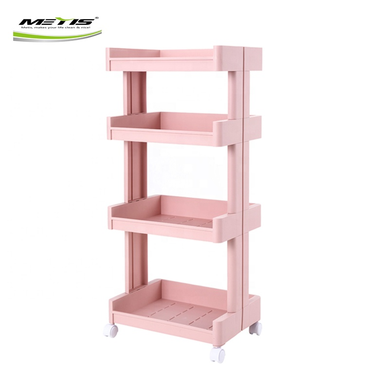 Manufacturer wholesale price multi - functional plastic storage rack use for Multi-scene