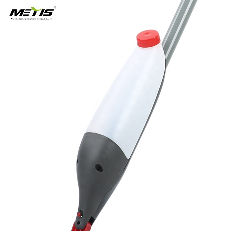 Metis 8206 Large Capacity Bottle Power Handy Quick Cleaning Mop Microfiber Pad Economic Spray Mop