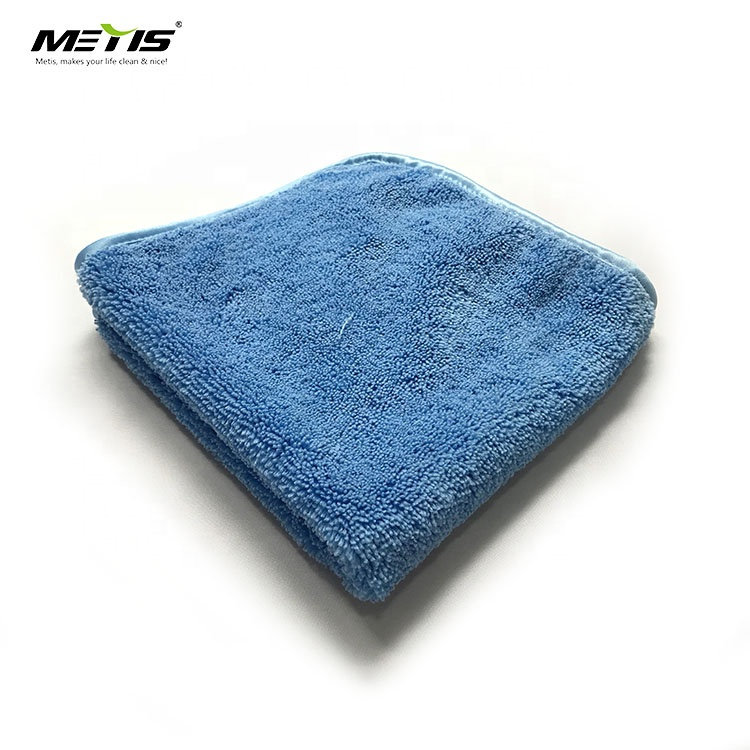 Metis Trade Assurance Cleanroom Wiper Microfiber Cleaning Cloth Towel For Car And Household
