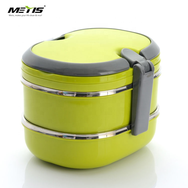 Microwave Heating Update Stainless Steel Lunch Box