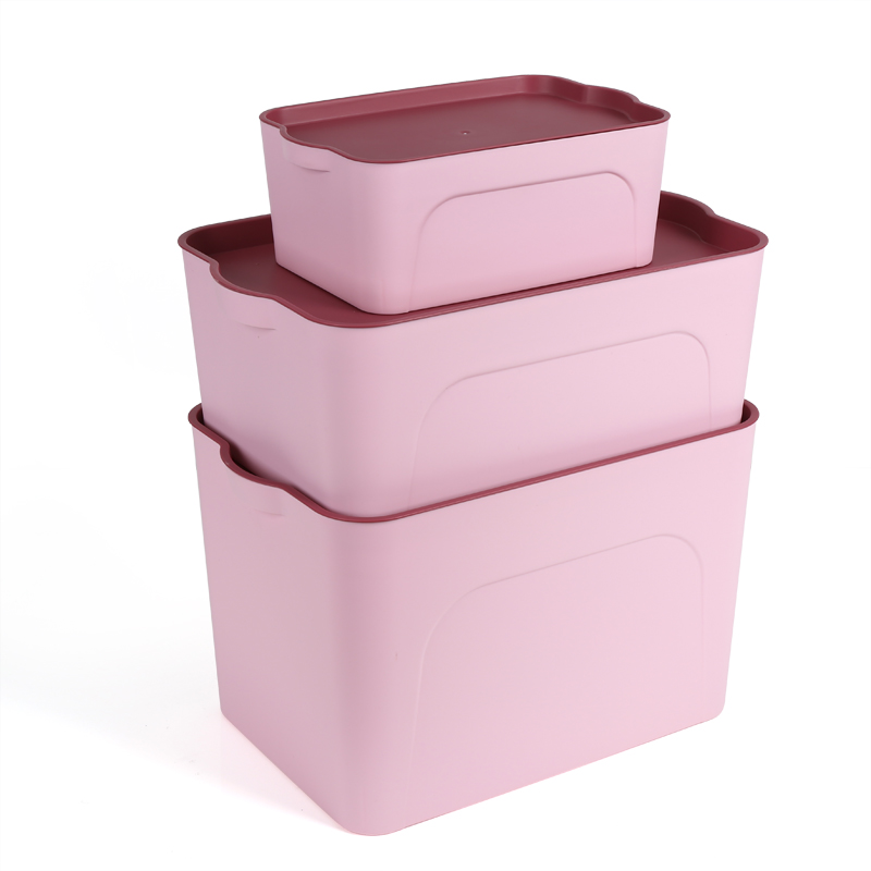 Multi size home usage durable cheap price toy plastic storage box