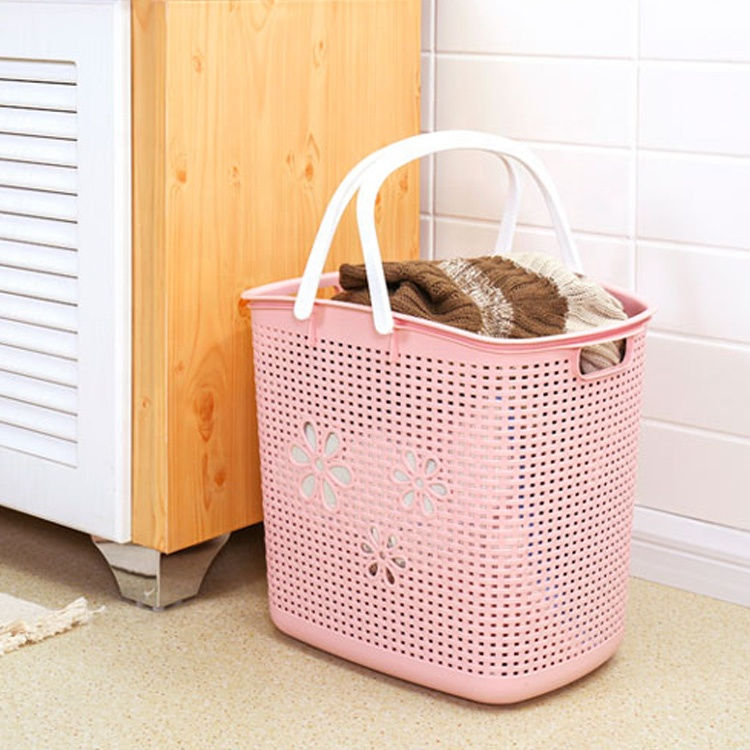 Wholesale high quality baby clothes felt storage basket