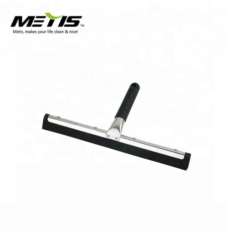 Wholesale supply hot selling Stainless steel window squeegee top quality EVA RUBBER window wiper window cleaner